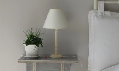 Bedside lamps, bedroom