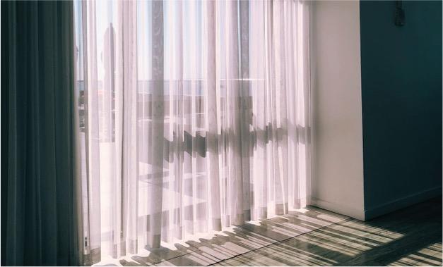 curtain fabric quantity